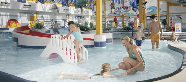 Ruda Holiday Park Swimming Pool