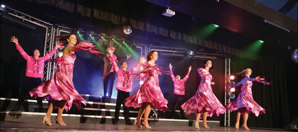 Sandford Holiday Park Show