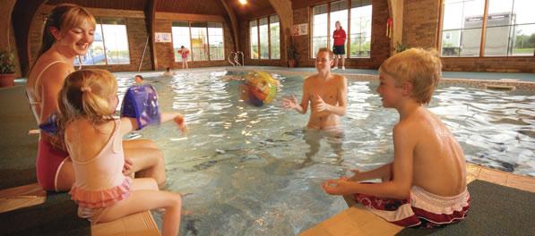 Nairn Lochloy Holiday Park Pool