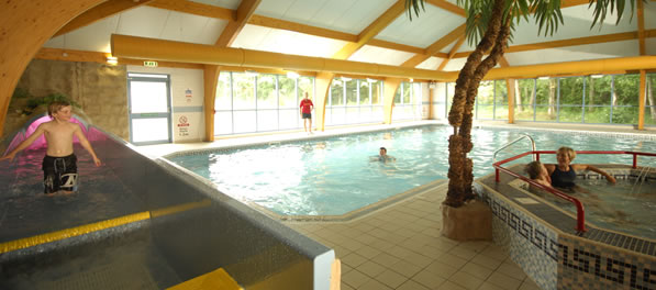 Sundrum Castle Holiday Park Swimming Pool